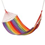 Kazivera Colorful Rest Cotton Tree Hammock