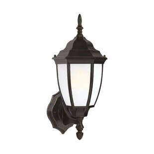 Anita Outdoor Wall Lantern by Alcott Hill Spacial Price