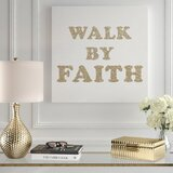 Proudly Made in USA Stupell Home D/écor lulusimonSTUDIO Believe in Yourself Glam Stretched Canvas Wall Art 16 x 1.5 x 20