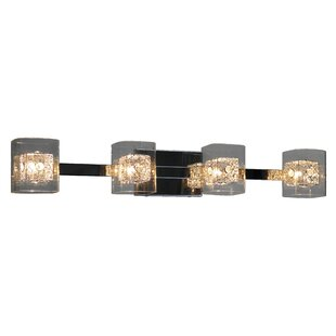Whitfield Lighting Cheryl 4-Light Vanity Light
