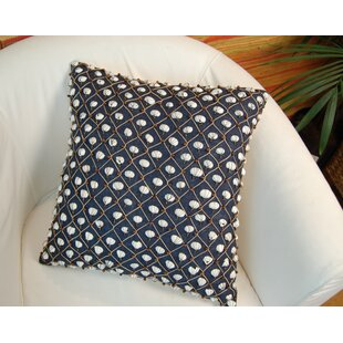 Neligh Current Embellished Throw Pillow