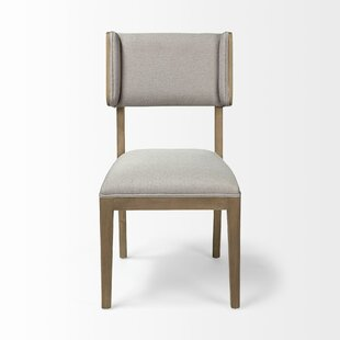 Coble Upholstered Dining Chair (Set Of 2) by Gracie Oaks Today Only Sale