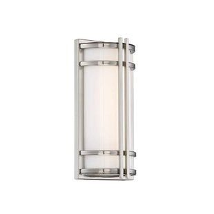Modern Forms Skyscraper LED Outdoor Flush Mount