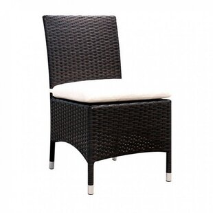 Ringling Patio Dining Chair with Cushion