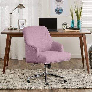 Purple Office Chairs Joss Main