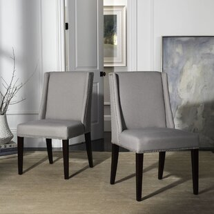 Laurence Side Chair (Set Of 2) by Brayden Studio Purchase