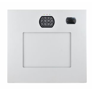 Electronic Lock Wall Safe by Cannon Safe
