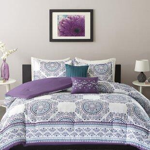 Bungalow Rose Folse Comforter Set
