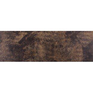 12 Tiles Cork Flooring In Black Slate