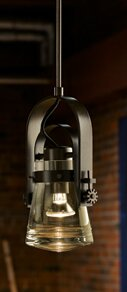 Hubbardton Forge Erlenmeyer 1-Light Bell Pendant
