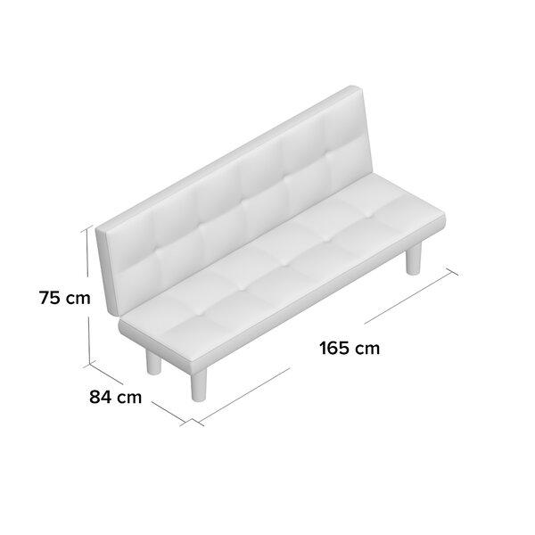 Bernadine 3 Seater Clic Clac Sofa Bed
