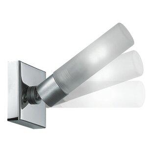 ZANEEN design Candle 1-Light Semi Flush Mount