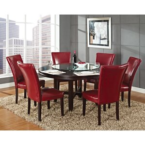 Noreen Contemporary Dining Table