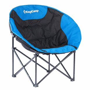 Freeport Park Amaud Moon Leisure Folding Camping Chair