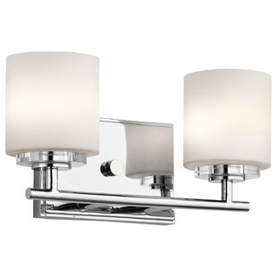 Orren Ellis Baldev 2-Light Vanity Light