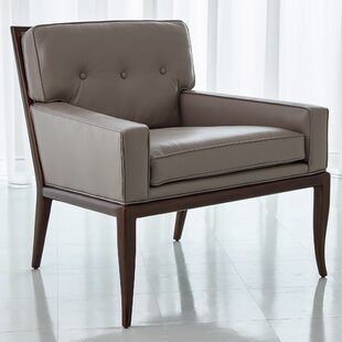 Studio A Home Wilson Leather Armchair