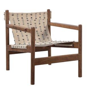 Upper Strode Nolan Duel Stripe Armchair