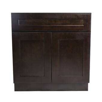 Ebern Designs Frits Ready To Assemble 30 X 18 X 12 In Wall Cabinet Style 2 Door In White Wayfair