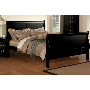 Swihart Sleigh Bed by Winston Porter Reviews