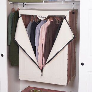 Stow Natural Hanging Organizer By Household Essentials