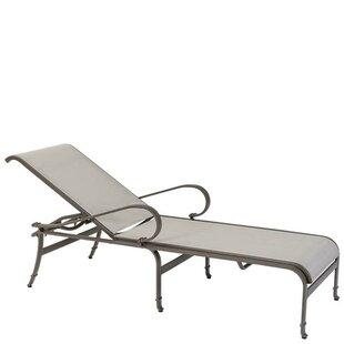 Tropitone Torino Reclining Chaise Lounge