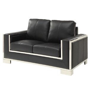 Great Price Timpson Loveseat by Orren Ellis Reviews (2019) & Buyer's Guide