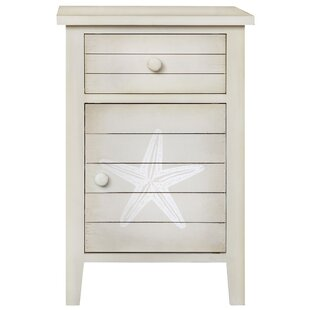 Grullon 1 Door Accent Cabinet by Highland Dunes