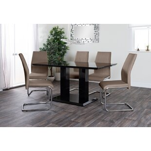 Ransberg Dining Set With 6 Chairs By Metro Lane