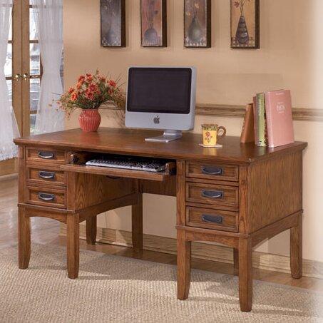 Isaak Storage Computer Desk