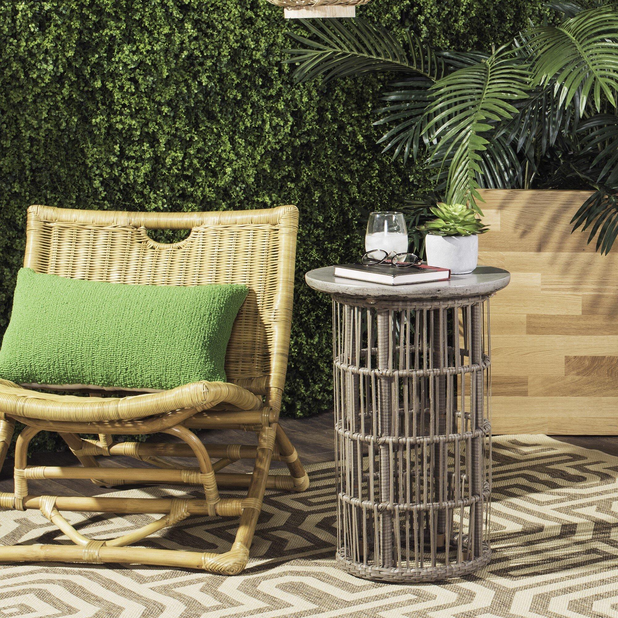 Outdoor Side Tables Joss Main