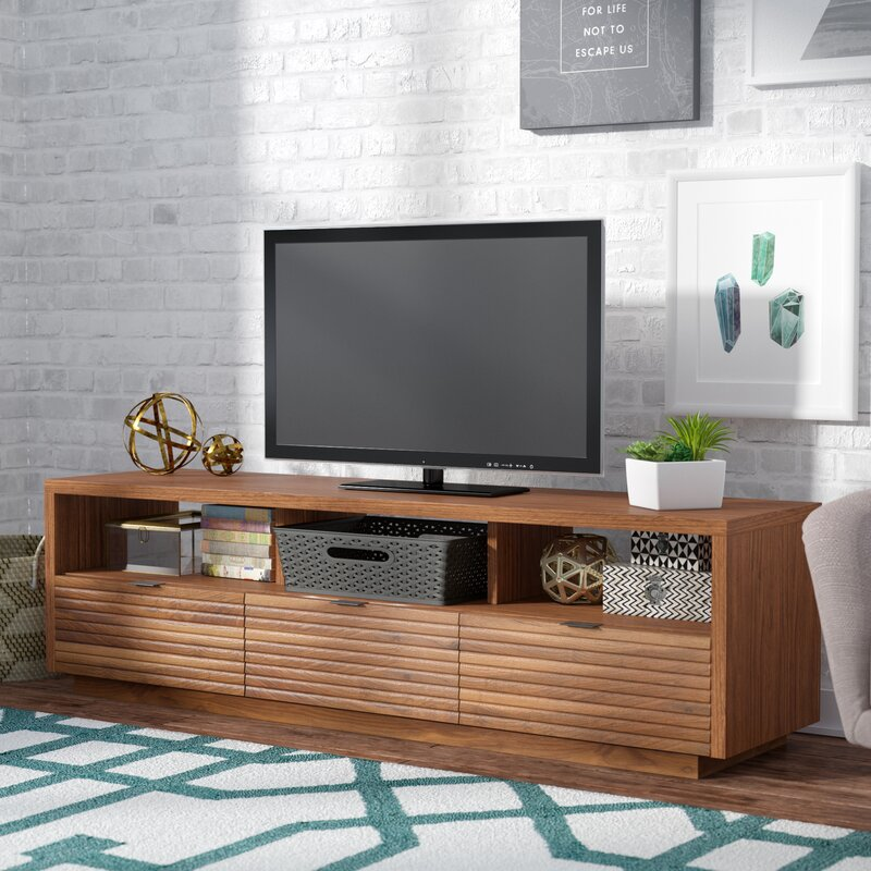 T V Stand Designs : Designer wall mounted tv stand at rs square feet wall