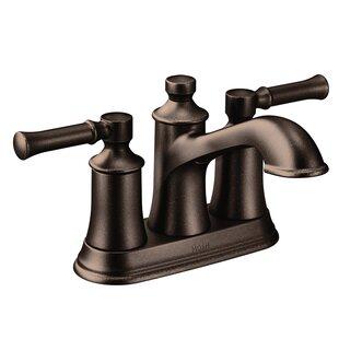 Moen Dartmoor Standard Centerset Bathroom Faucet with Drain Assembly