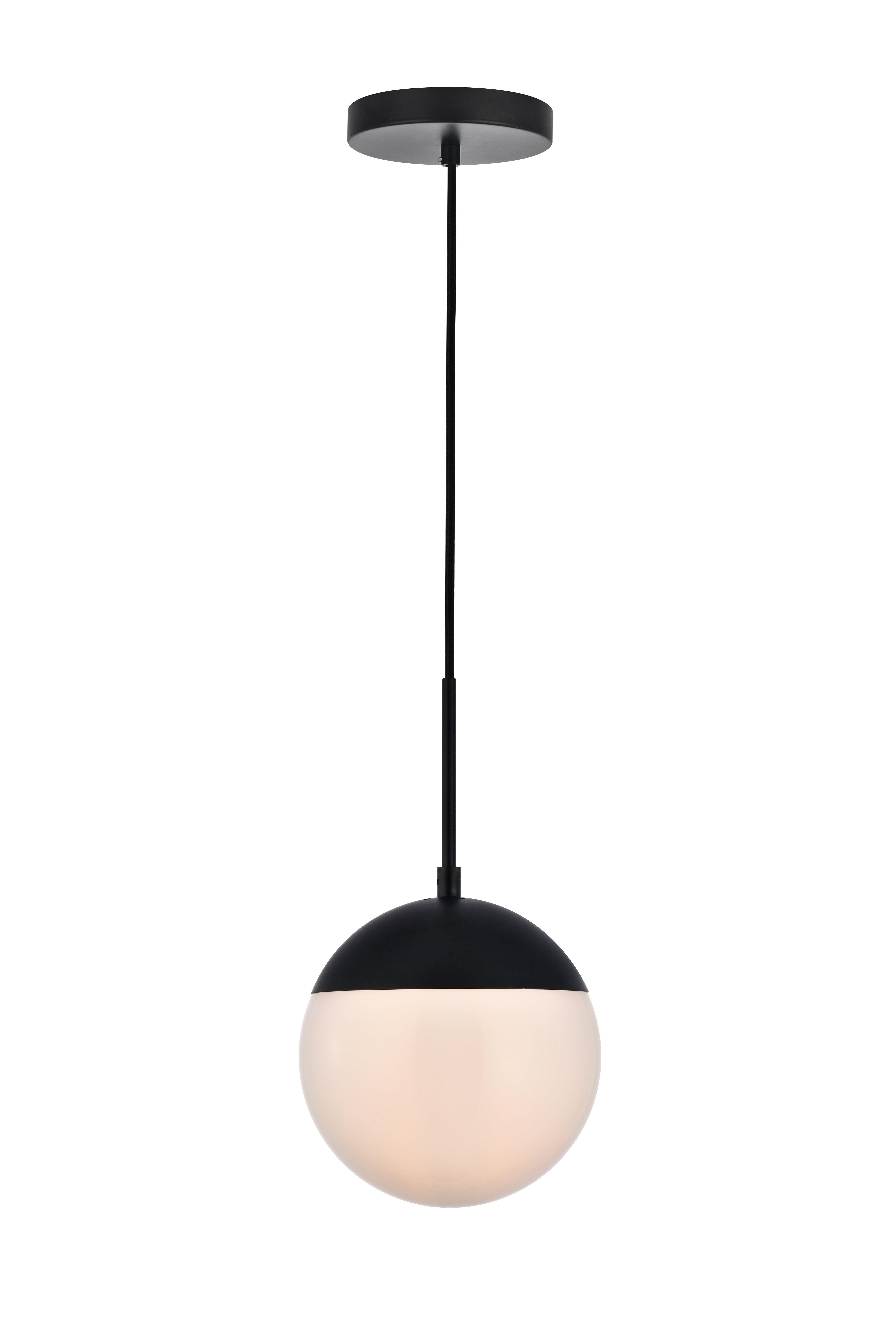 Mercury Row Yearby 1 Light Single Globe Pendant Reviews Wayfair