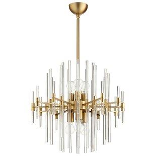 Affordable Quebec 6-Light Chandelier By Cyan Design