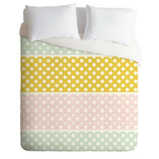 East Urban Home Spring Day Duvet Cover Set