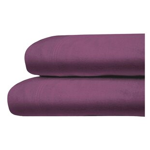 Read Reviews Brimmer Deep Pocket Flannel Cotton Sheet Set By Darby Home Co