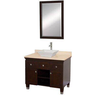 """Bathroom Vanity Jackson Ms wade logan parsons 36"""" single modern bathroom vanity set with"""
