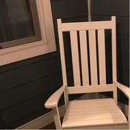Pleasing Vineyard Porch Rocking Chair Caraccident5 Cool Chair Designs And Ideas Caraccident5Info