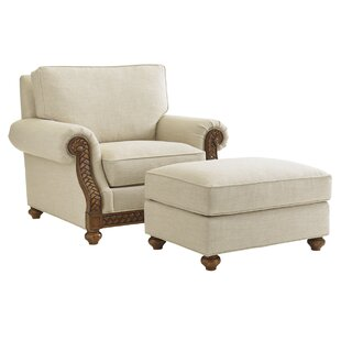 Shoreline Armchair by Tommy Bahama Home