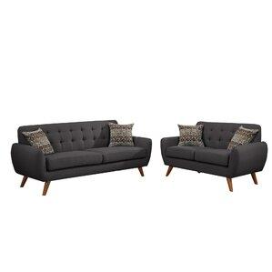 living room sets modern. Wooten 2 Piece Living Room Set Modern Sets  AllModern