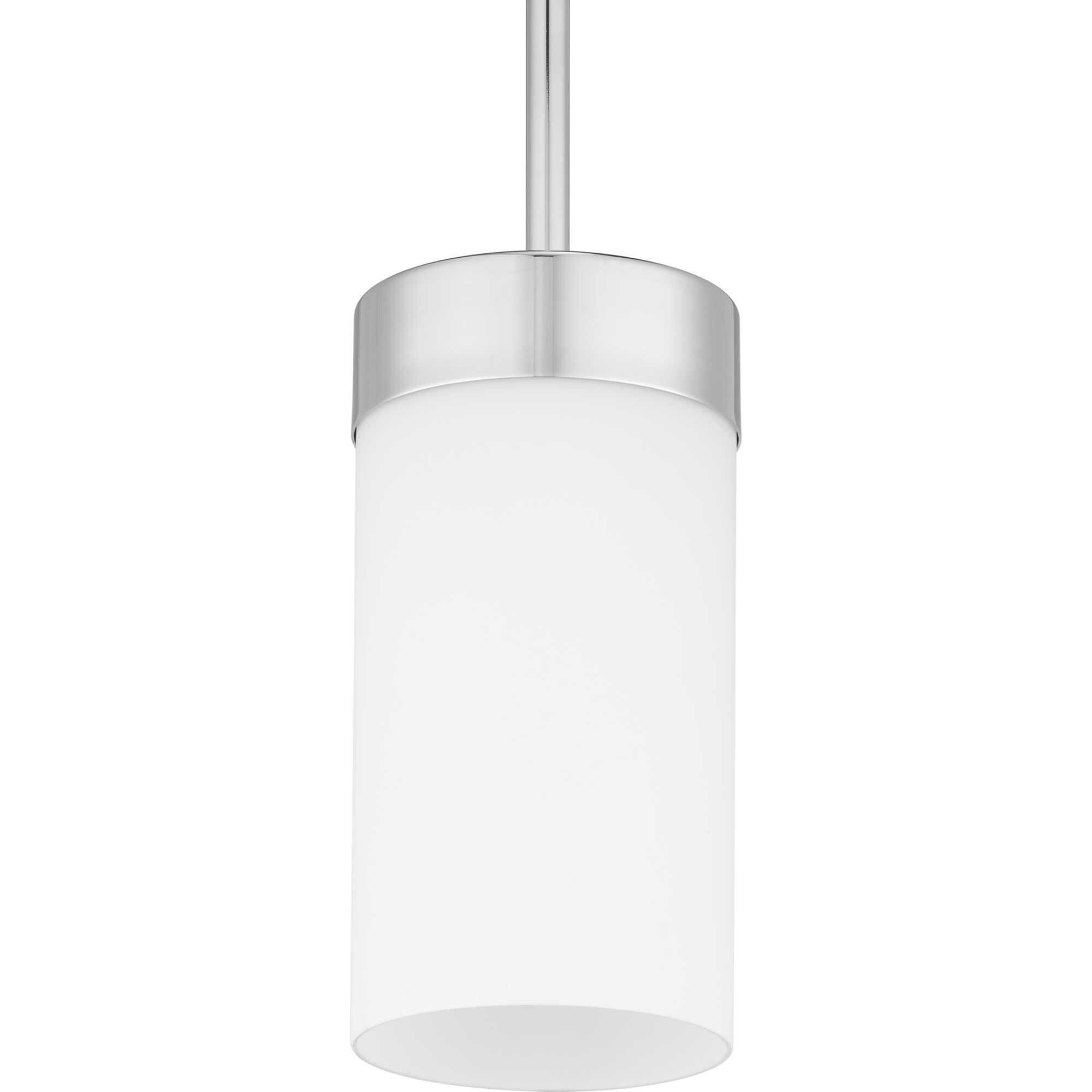 1 Light Single Cylinder Pendant