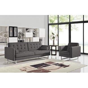 Groovy Tinna 2 Piece Living Room Set Machost Co Dining Chair Design Ideas Machostcouk