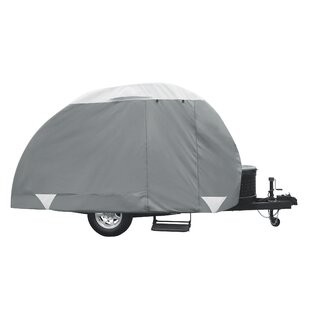 Classic Accessories PolyPro3 Teardrop Trailer RV Cover