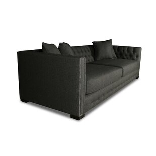 Best Reviews Estevez Plush Deep Sofa by Darby Home Co Reviews (2019) & Buyer's Guide