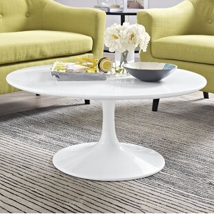 Comparison Julien Round Coffee Table By Langley Street