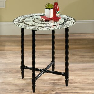 Bungalow Rose Wales End Table