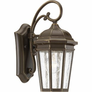 Edgewater Outdoor Wall Lantern by Alcott Hill