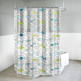 Lisbeth PEVA 5G Chummy Vinyl Single Shower Curtain Liner
