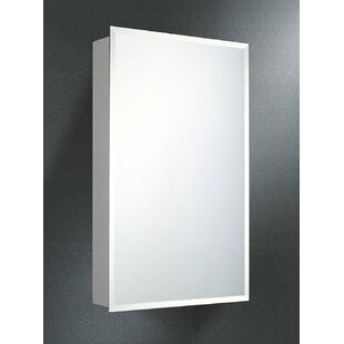 Reviews Sirard 24 x 36 Recessed Medicine Cabinet By Winston Porter