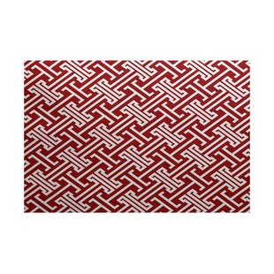Hancock Red Indoor/Outdoor Area Rug